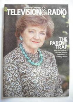 Television&Radio magazine - Julia McKenzie cover (2 June 2007)