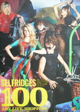 Selfridges & Co magazine - 100 Years (1909-2009)