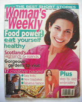 <!--2000-05-30-->Woman's Weekly magazine (30 May 2000)