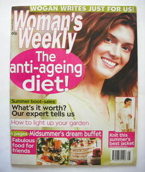 <!--2000-06-20-->Woman's Weekly magazine (20 June 2000)