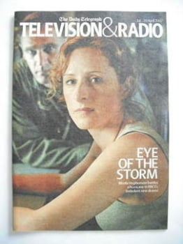 Television&Radio magazine - Nicola Stephenson cover (14 April 2007)