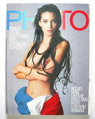 PHOTO magazine - November 1986 - Christy Turlington cover