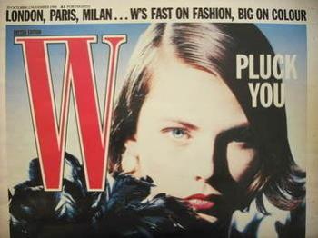 W magazine (20 October - 2 November 1988)