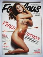 <!--2009-08-23-->Fabulous magazine - Danielle Lloyd cover (23 August 2009)