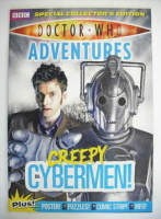 Doctor Who Adventures supplement - Creepy Cybermen cover (June 2009)