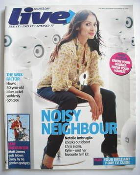 <!--2005-11-13-->Live magazine - Natalie Imbruglia cover (13 November 2005)