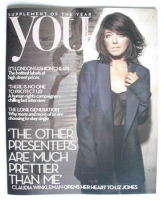 <!--2009-09-20-->You magazine - Claudia Winkleman cover (20 September 2009)