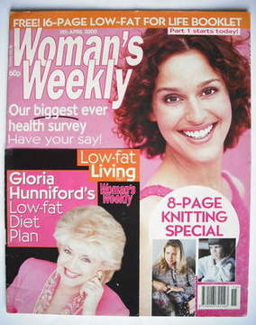 <!--2000-04-11-->Woman's Weekly magazine (11 April 2000)