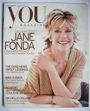 <!--2006-02-26-->You magazine - Jane Fonda cover (26 February 2006)
