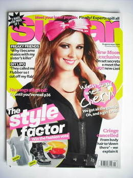 Sugar magazine - Cheryl Cole cover (November 2009)