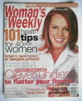 <!--2005-01-18-->Woman's Weekly magazine (18 January 2005)