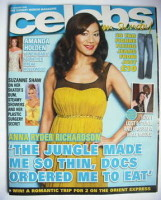 <!--2008-01-27-->Celebs magazine - Anna Ryder Richardson cover (27 January 2008)