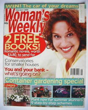 <!--2000-05-23-->Woman's Weekly magazine (23 May 2000)