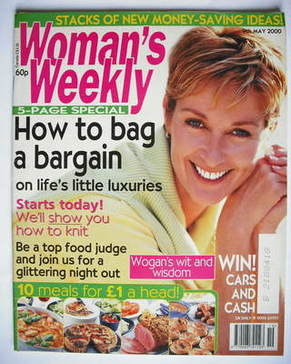 <!--2000-05-09-->Woman's Weekly magazine (9 May 2000)