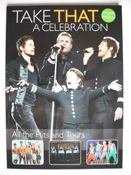 Take That magazine - A Celebration