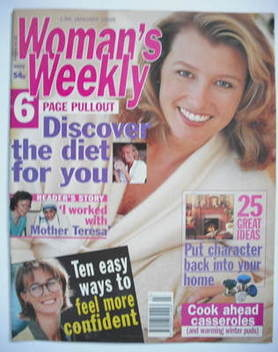 <!--1998-01-13-->Woman's Weekly magazine (13 January 1998)