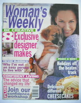<!--1998-01-20-->Woman's Weekly magazine (20 January 1998)