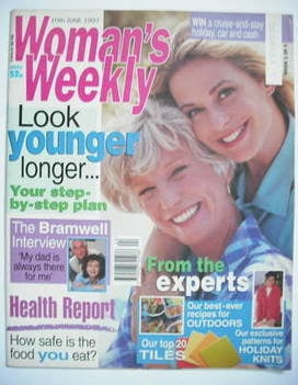 <!--1997-06-10-->Woman's Weekly magazine (10 June 1997)