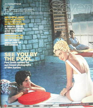 Seven magazine - See You By The Pool... cover (11 November 2007)