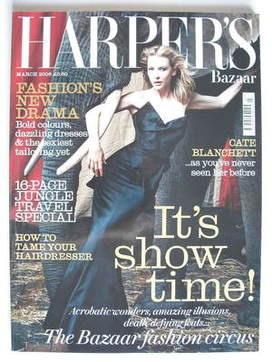 <!--2006-03-->Harper's Bazaar magazine - March 2006 - Cate Blanchett cover