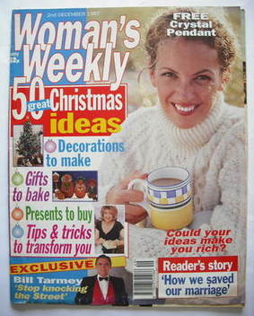 <!--1997-12-02-->Woman's Weekly magazine (2 December 1997)