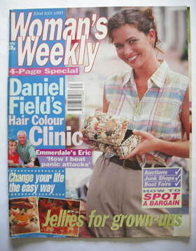 <!--1997-07-22-->Woman's Weekly magazine (22 July 1997)
