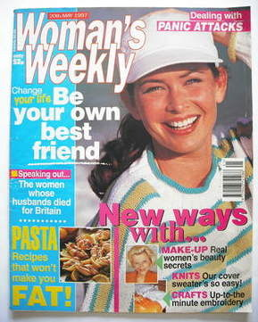 <!--1997-05-20-->Woman's Weekly magazine (20 May 1997)