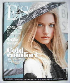 <!--2008-11-21-->Evening Standard magazine - Emma Maclaren cover (21 Novemb
