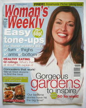 <!--2004-05-04-->Woman's Weekly magazine (4 May 2004)