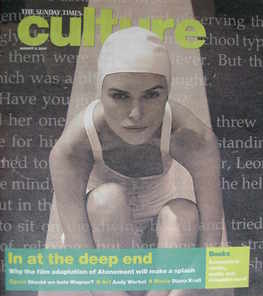 Culture magazine - Keira Knightley cover (5 August 2007)