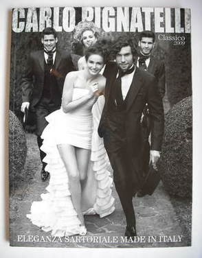 Carlo Pignatelli Classico 2009 Wedding supplement