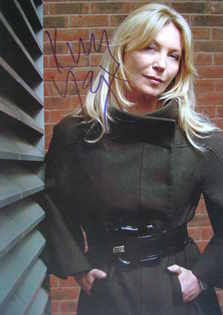 Kirsty Young autograph