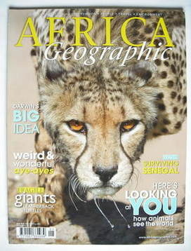 Africa Geographic magazine (Volume 17 No 1 - 2009 issue)