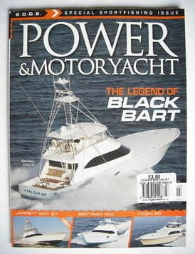Power & Motoryacht magazine (March 2009)