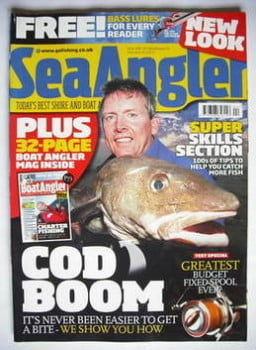 Sea Angler magazine (22 January - 18 February 2009)