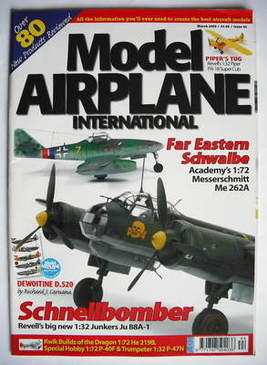 Model Airplane International magazine (March 2009)