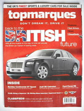 Top Marques magazine (17-30 March 2009)