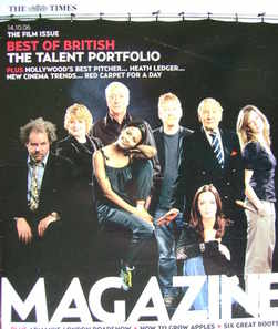 <!--2006-10-14-->The Times magazine - The Film Issue (14 October 2006)