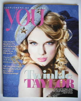 <!--2009-10-25-->You magazine - Taylor Swift cover (25 October 2009)