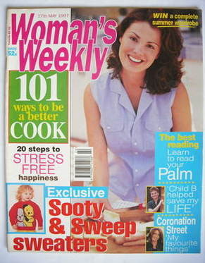 <!--1997-05-27-->Woman's Weekly magazine (27 May 1997)