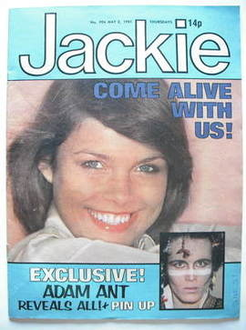 <!--1981-05-02-->Jackie magazine - 2 May 1981 (Issue 904)