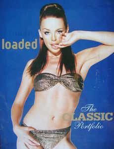 Loaded supplement - The Classic Portfolio (Kylie Minogue cover)