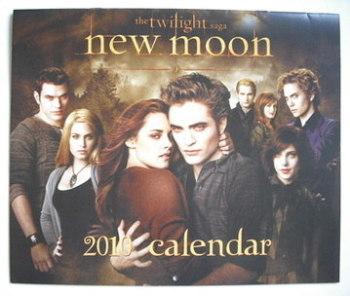 Twilight Calendar 2010