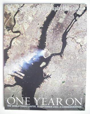 The Sunday Telegraph magazine - 9/11 The World Trade Center One Year On (1
