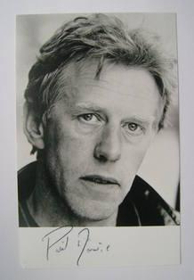 Phil Davis autographed photo