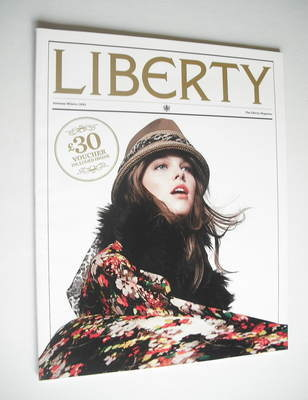 Liberty brochure (Autumn/Winter 2011)