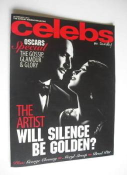Celebs magazine - Oscars Special cover (26 February 2012)