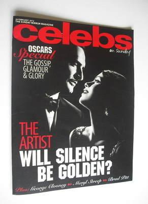 <!--2012-02-26-->Celebs magazine - Oscars Special cover (26 February 2012)