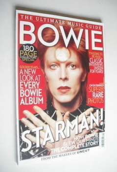 The Ultimate Music Guide magazine - David Bowie cover (Issue 7 - Autumn 2011)