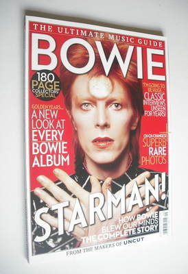 <!--2011-09-->Ultimate Music Guide magazine - David Bowie cover (Issue 7 -